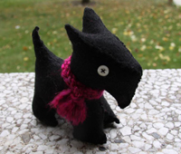 Scottie Doll