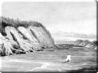 Banks of the Mackenzie River