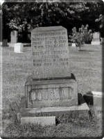 Duncan Dougall Headstone