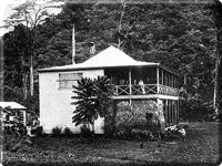 Vailima, Home in Western Samoa
