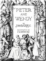 Peter & Wendy Book Cover
