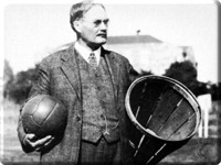 Original Basketball Equipment