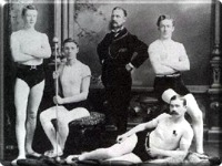 McGill Gymnastics Team