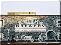 Mural on Brewery