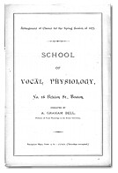Vocal Physiology School