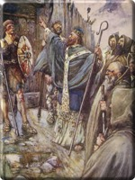 Saint Columba's Miracle