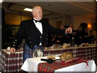 """Address To a Haggis,"""