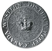 Western District Seal