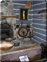 Recreation of MacDonald�s House